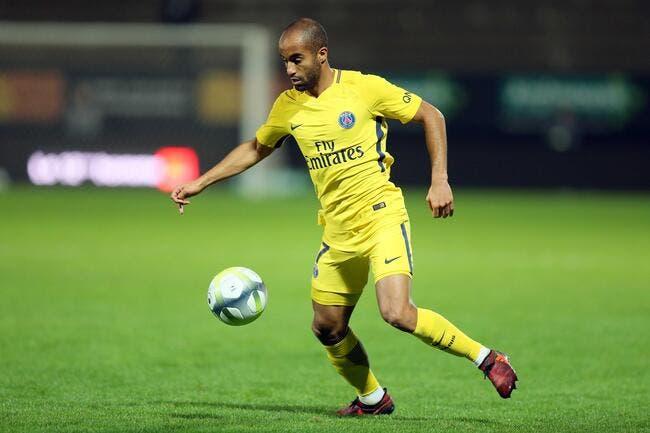 Le fair-play financier empêche Paris de vendre Lucas — PSG