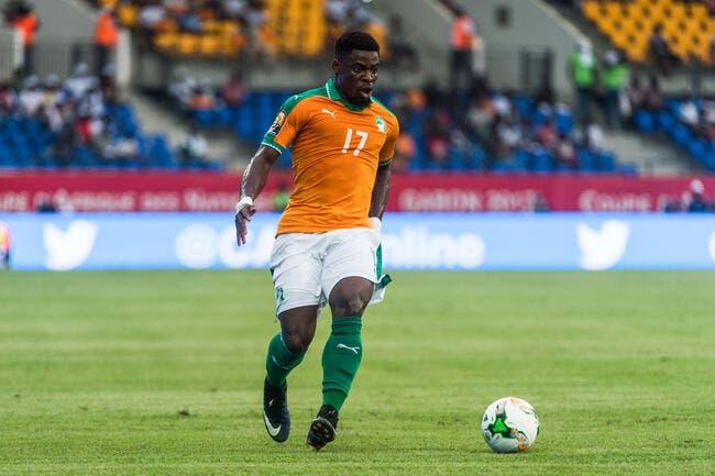 Aurier se fait «chicoter» après Cote d'Ivoire-Maroc