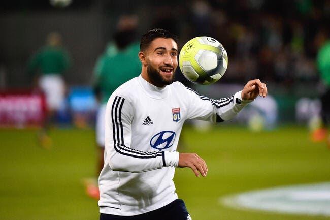 OL : Fekir est le boss à Lyon, même Tolisso s'incline