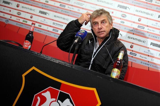 Rennes : Gourcuff ne va pas bien du tout