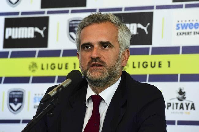 Bordeaux : Martin appelle à la mobilisation générale contre l'OM