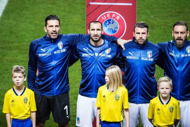 Ita : Buffon lance un appel au peuple italien avant un match énormissime !