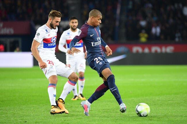 OL : Le PSG est bien trop fort pour Lyon avoue Tousart