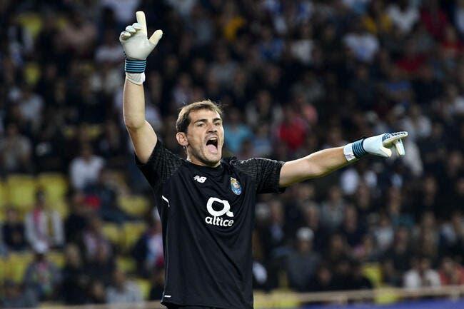 OM : Casillas le confirme, l'OM voulait le faire signer au mercato !