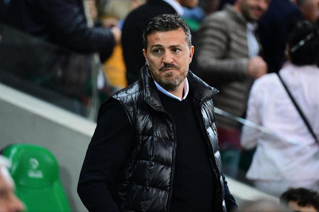 Officiel - Oscar Garcia quitte l'AS St-Etienne !