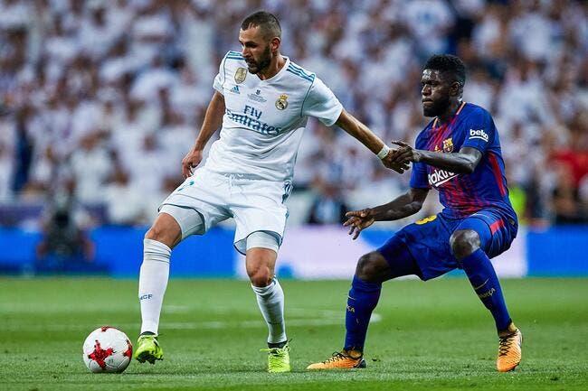 Liga : Benzema cisaillé pour sa « comparaison surréaliste» Ben Arfa-Messi