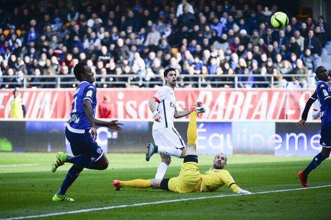 Le PSG en clair et en gratuit face à Troyes
