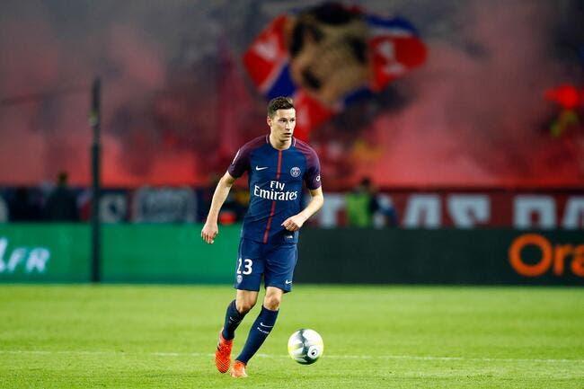PSG : Une légende du Bayern réclame le transfert de Draxler !