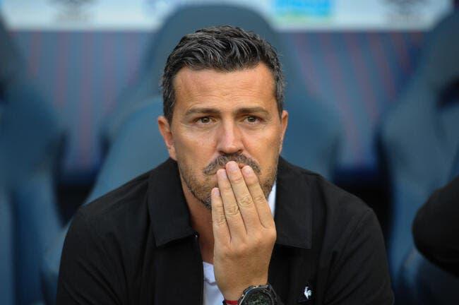 ASSE : Sans pitié, Oscar Garcia réclame 2ME à Saint-Etienne !