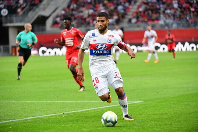 OL : Leader respecté, capitaine Fekir fait l'unanimité à Lyon