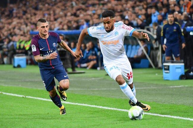 OM : Amavi pense à l'OL et Monaco, mais n'a pas peur du PSG