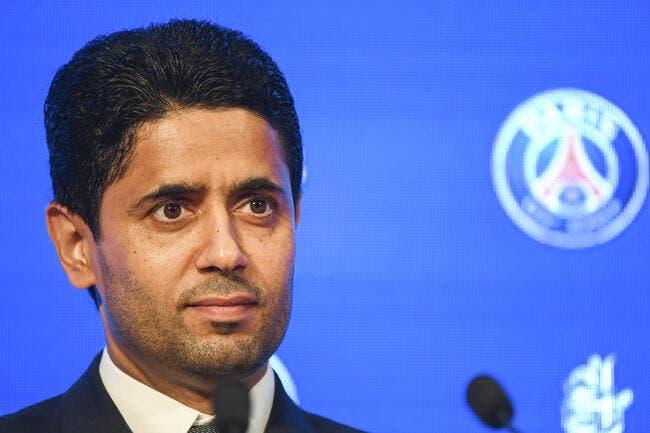 PSG : Nasser jure de dynamiter «les pressions et la domination des autres»