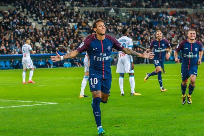 PSG : Neymar rapporte gros au PSG, mais pas seulement...