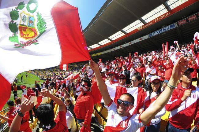 CdM 2018: Le Pérou, 32e pays qualifié