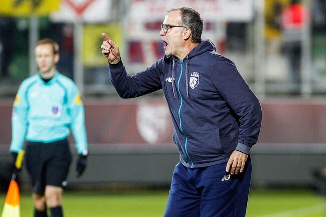 L1 - Lille / Marcelo Bielsa :