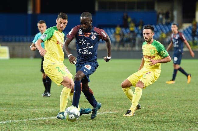 MHSC: Montpellier amoindri face à l'OL