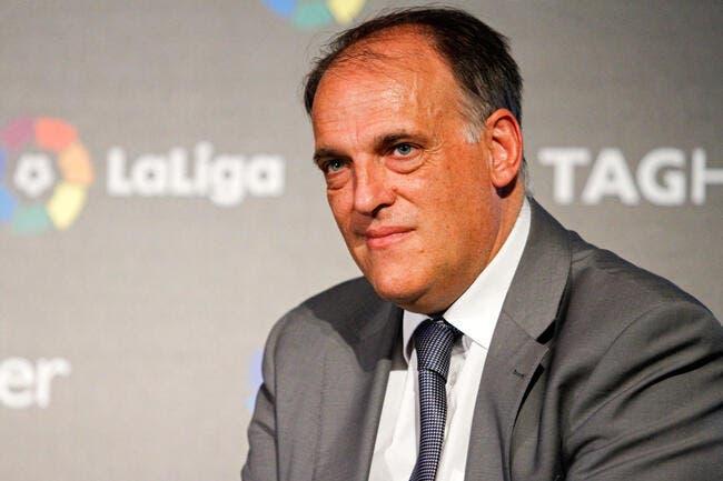 Surpayé, Tebas s'offre une polémique sans le PSG — Espagne