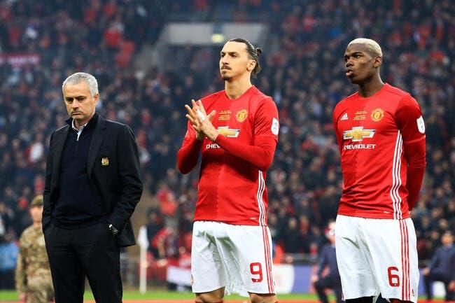 Manchester United récupère Pogba et Ibrahimovic