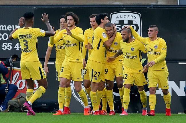 PSG : Trois absents face à Nantes