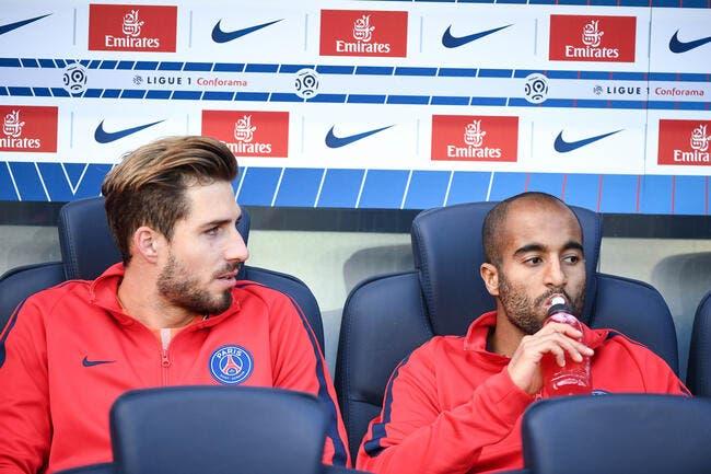 PSG: Un départ oui, mais pas n'importe où prévient Lucas