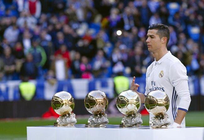 Real Madrid: Sept enfants et sept ballons d'or, Cristiano Ronaldo va encore scorer