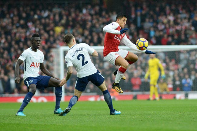 Arsenal - Tottenham : 2-0