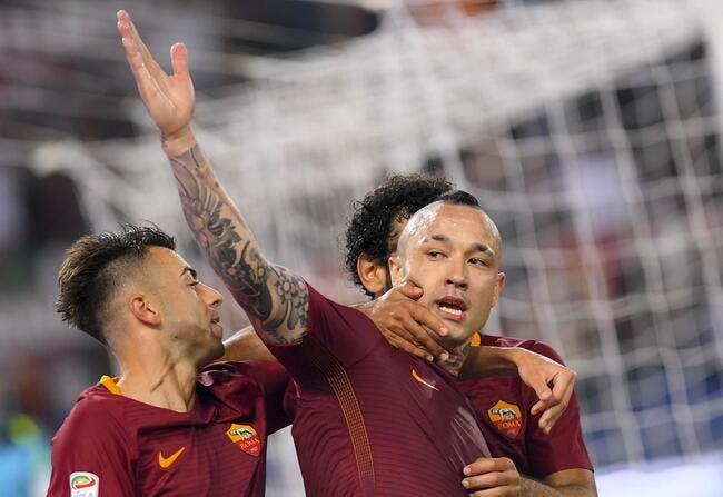 AS Rome - Lazio : 2-1