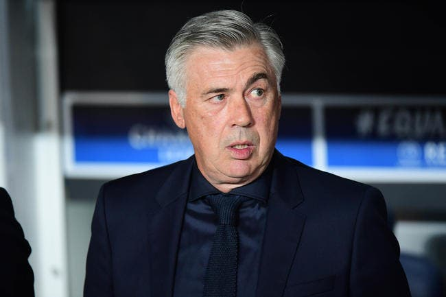 Italie : Ancelotti refuse de diriger la Squadra Azzurra