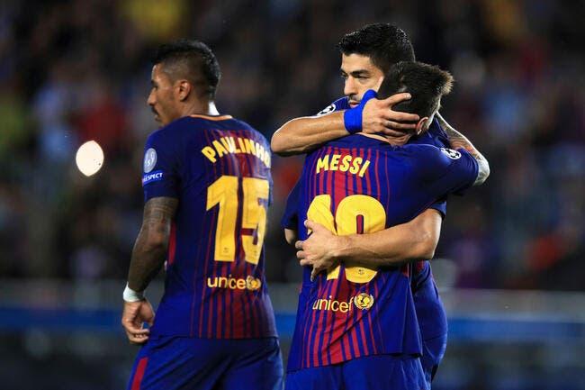 Leganés - FC Barcelone : 0-3