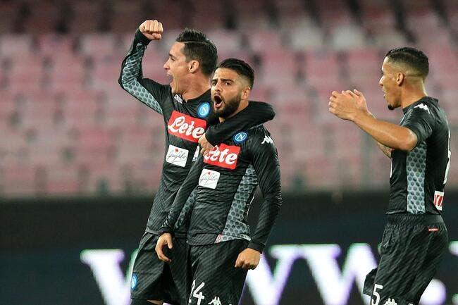 Naples - Milan AC : 2-1