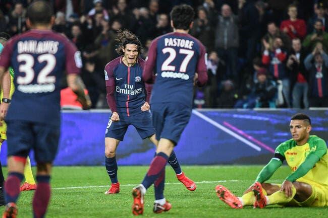 PSG : Cavani laisse Messi et Cristiano Ronaldo sur place avec ses 15 buts !