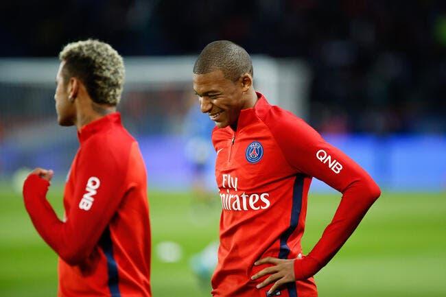 PSG : Mbappé remplaçant, Emery se justifie sans hésitation