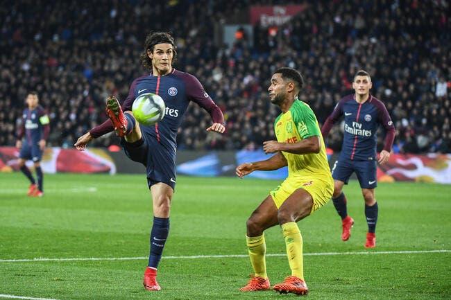 PSG - Nantes : 4-1