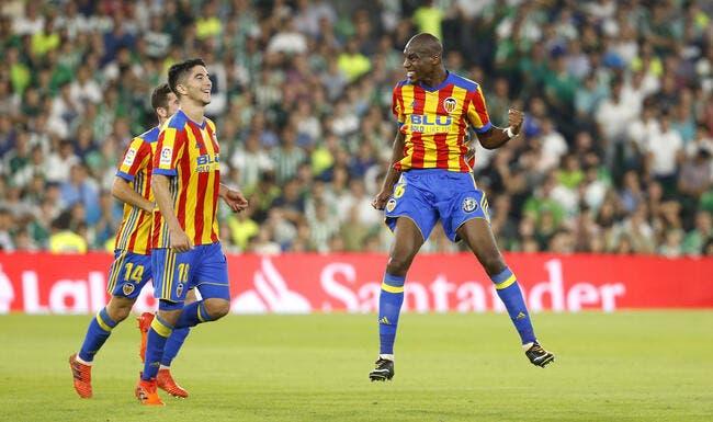 Espanyol - Valence : 0-2