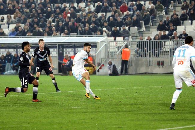 L1 : L'OM s'arrache et repart de Bordeaux avec un nul