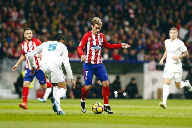 Mercato : Griezmann de l'Atlético au Real ? La trahison prend forme