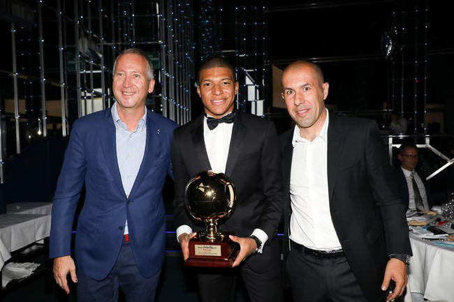 Monaco : Cette révélation d'importance sur la relation Jardim-Mbappé