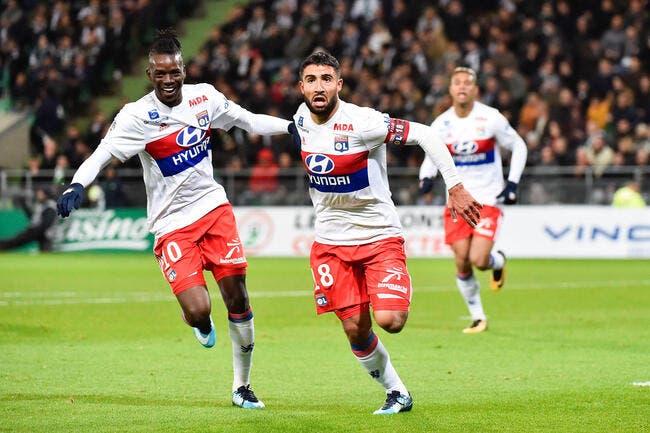 OL : Mariano, Traoré... L'attaque de Lyon fait rêver ce défenseur de L1
