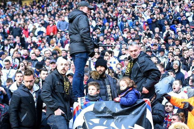 OL : Un Groupama Stadium muet, une triste première pour Lyon