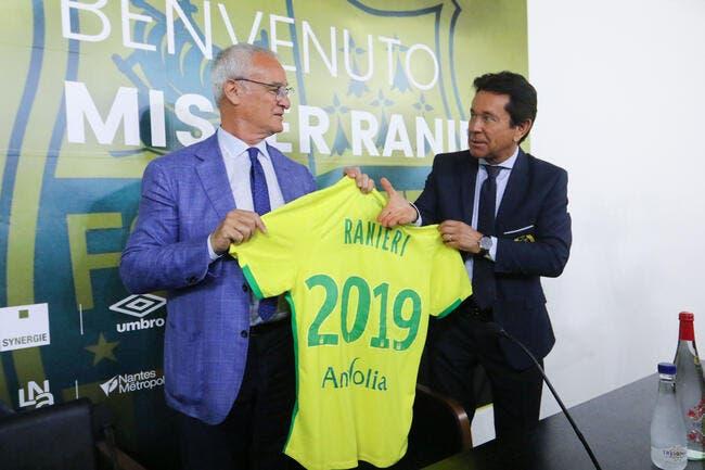 FCN : Ranieri annoncé en Italie, Kita est prêt à le bloquer