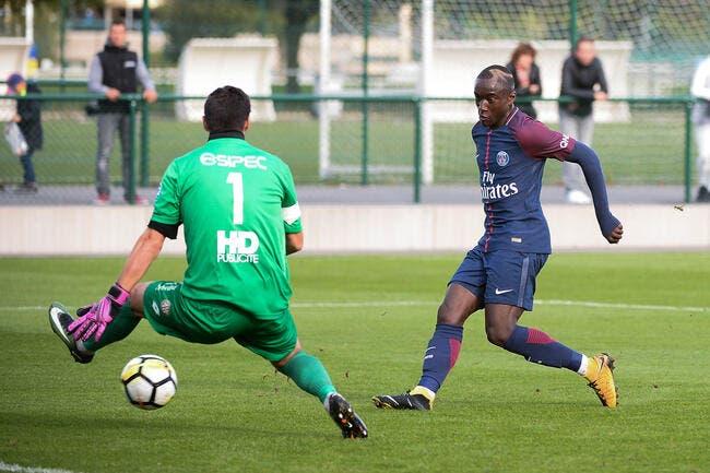 Officiel : Moussa Diaby signe pro au PSG...avant un prêt ?