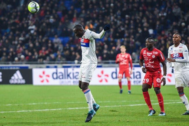 OL : Diakhaby courtisé au mercato, Lyon demande 25 ME