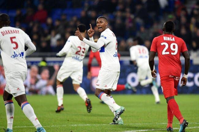 OL : La défense de Lyon, c'est du béton s'enthousiasme Puydebois