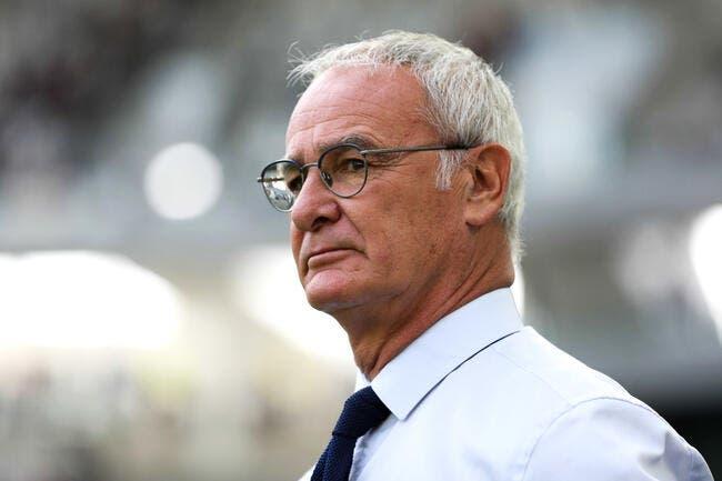 FCN : Comment le pire coach des Bleus a-t-il pu critiquer Ranieri ?