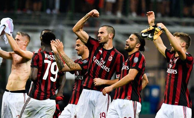 Italie : Le Milan AC bientôt viré des compétitions européennes ?