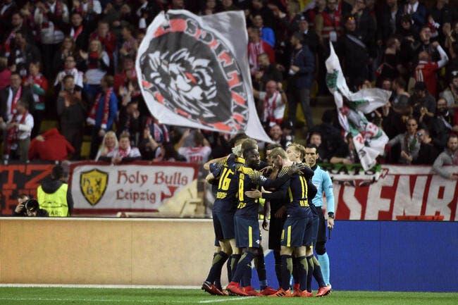 LdC : Monaco - RB Leipzig 1-4