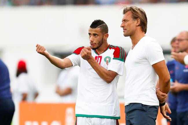 Officiel : Hervé Renard prolonge jusqu'en 2022 avec le Maroc