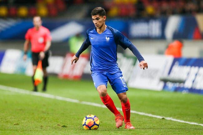 OL : Aulas ne blague pas, Aouar doit jouer pour la France !