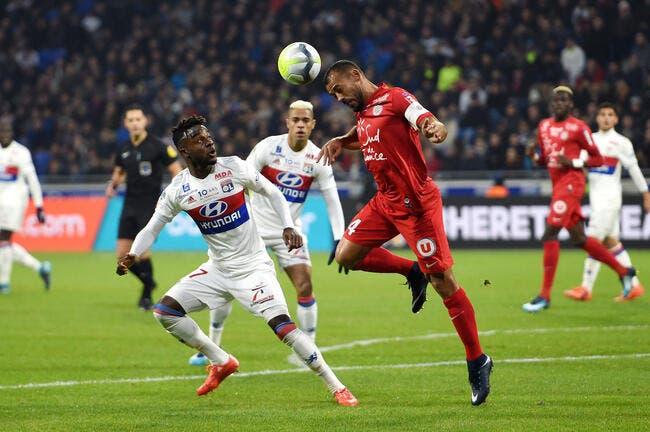 OL : Les chiffres ne mentent pas, Cornet est en crise à Lyon
