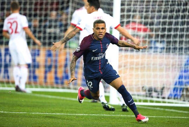 PSG : Gagner une troisième C1 à Paris, Dani Alves en rêve